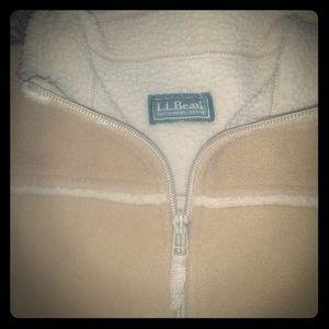 L.L Bean fleece jacket